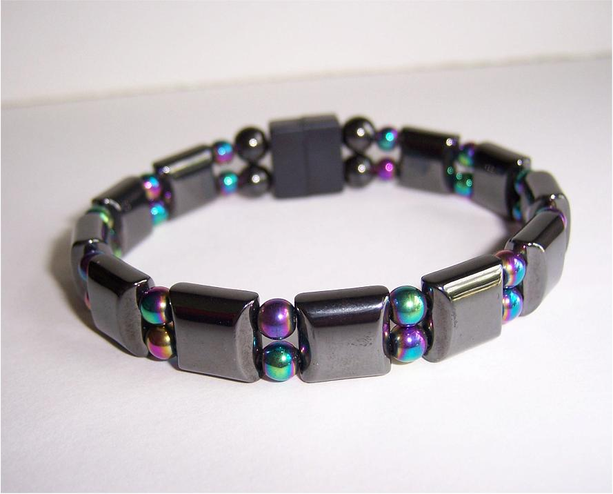 magnetic therapy jewelry bracelets 6 5 to 11 ebay